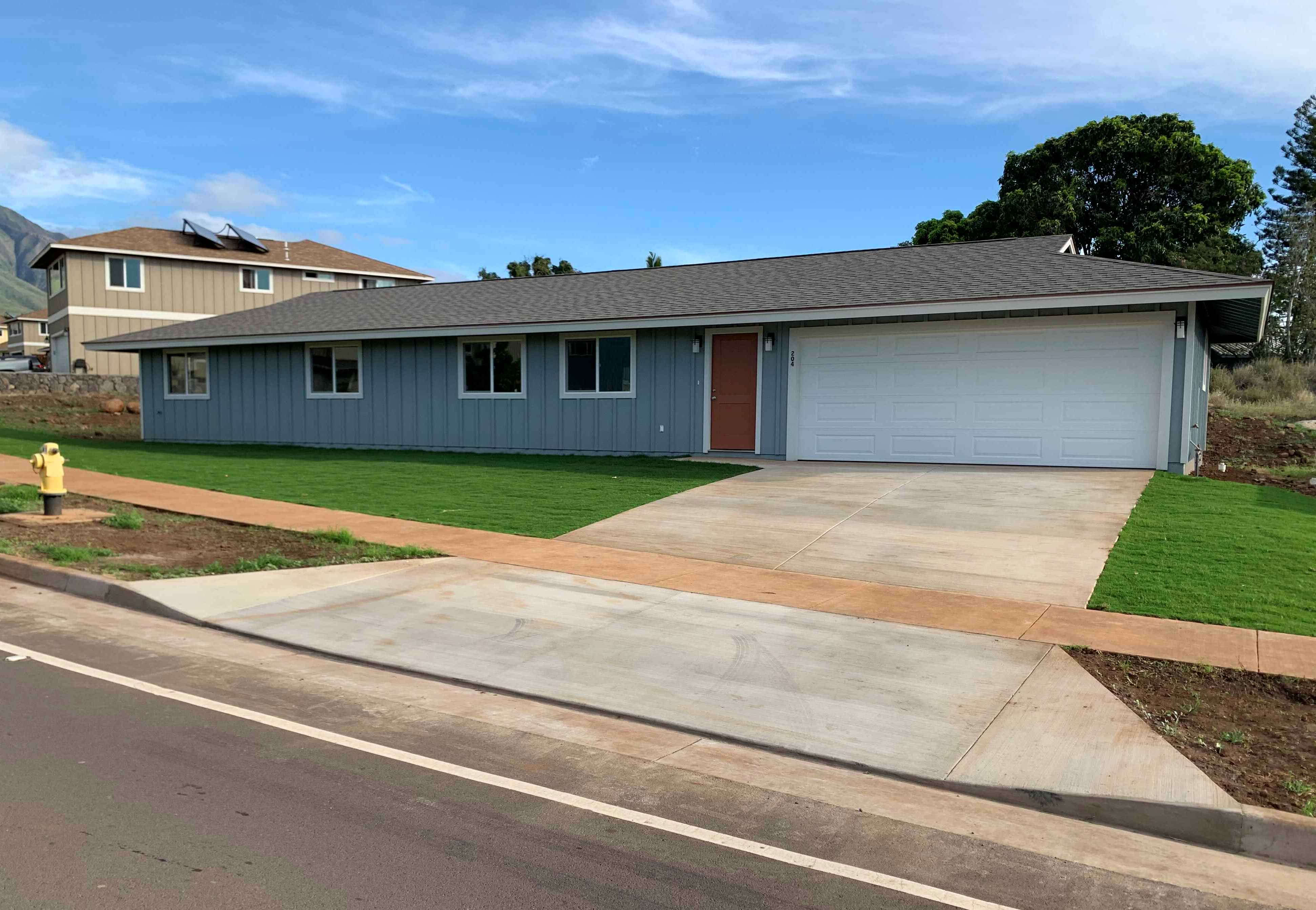 Affordable Housing Project Kahoma in Lahaina Finally Complete