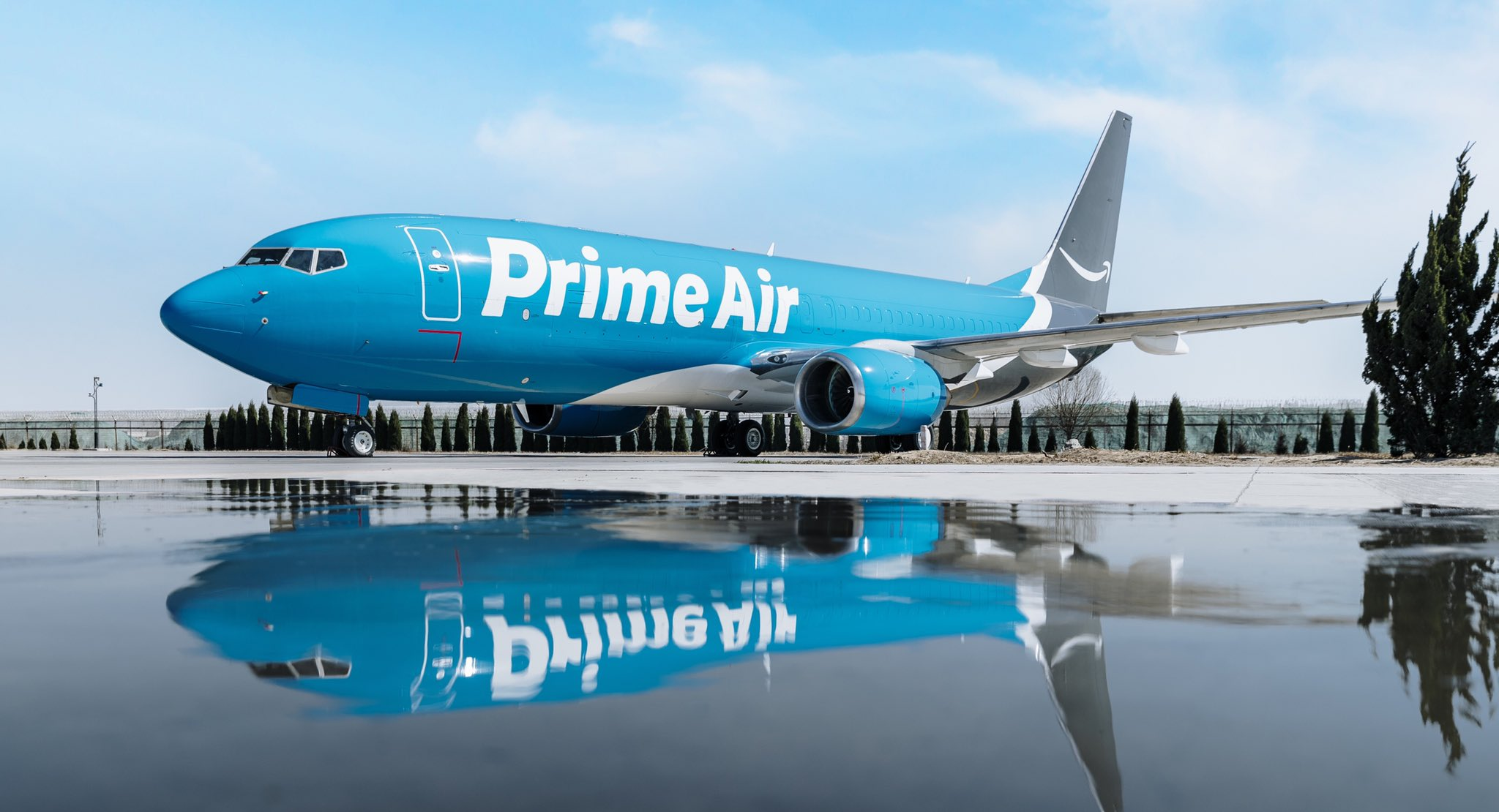 Amazon Will Begin Daily Flights From California to Maui