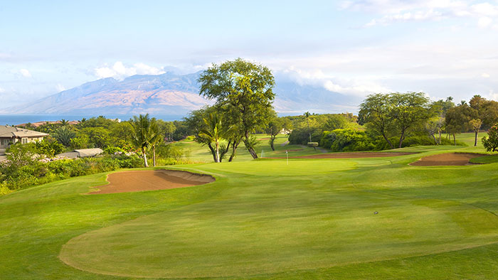The Wailea Blue Golf Course Closes Indefinitely