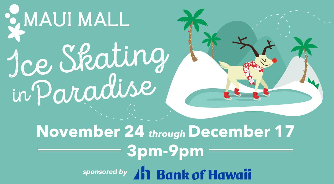 Ice Skating on Maui?